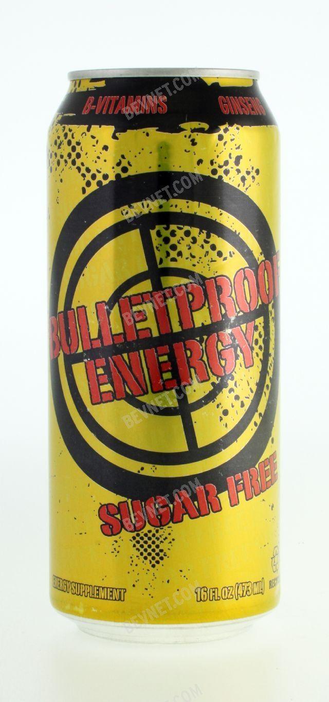 Bulletproof Energy: