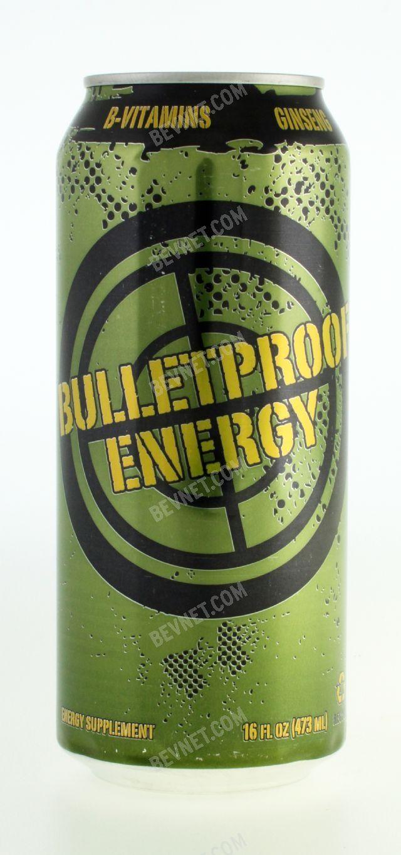 Bulletproof Energy: