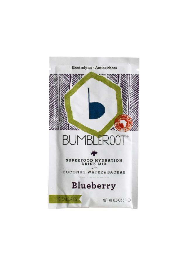 Bumbleroot: BumbleRoot Blueberry Front