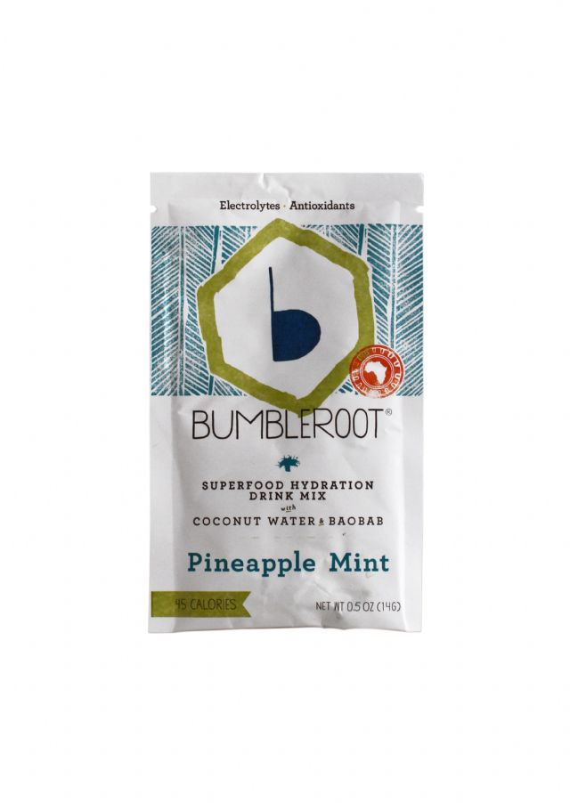Bumbleroot: BumbleRoot PineappleMint Front