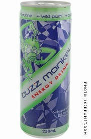 Buzz Monkey Energy Drink