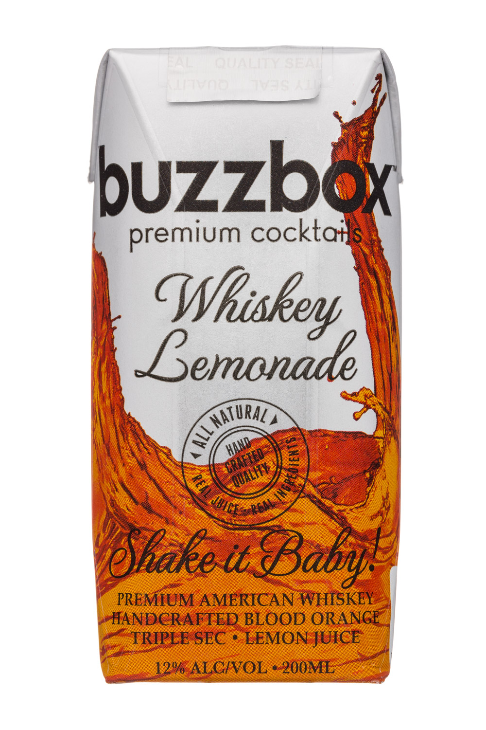 BuzzBox: Buzzbox-200ml-Cocktail-WhiskeyLemonade