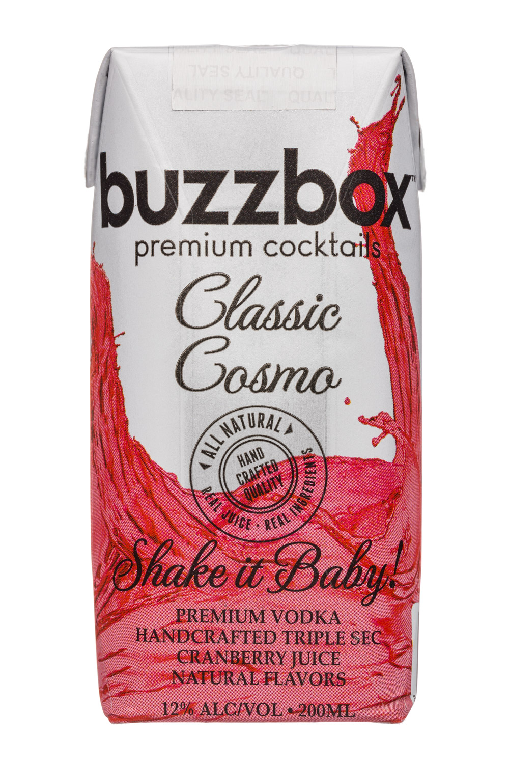 BuzzBox: Buzzbox-200ml-Cocktail-ClassicCosmo