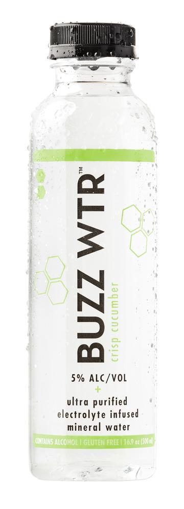BuzzWTR: Photo of Crisp Cucumber BuzzWTR - BuzzWTR (uploaded by company)