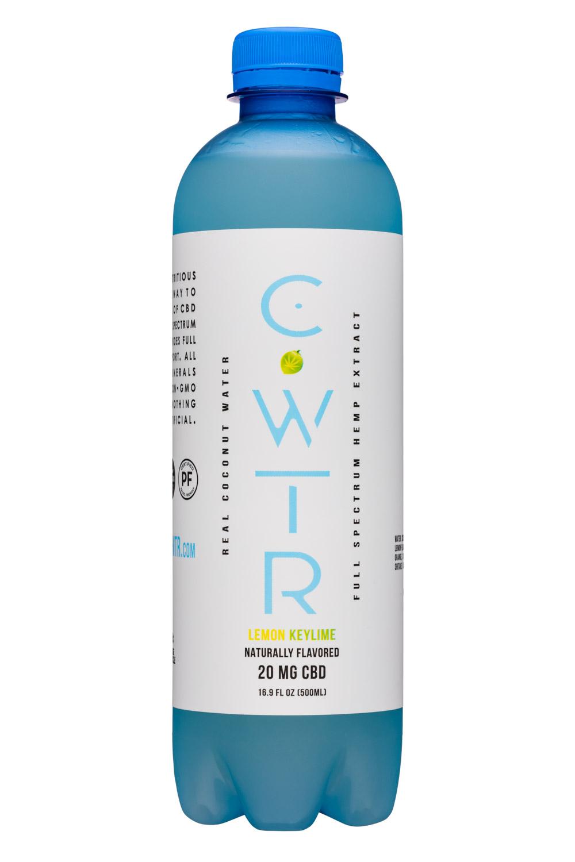 C - WTR: CWTR-17oz-LemonKeylime-Front