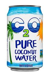 C2O Pure coconut Water 10.5 can (2017)