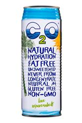 C2O Pure coconut Water 17.5 (2017)