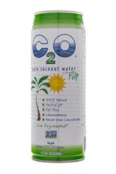 C2O Pure Coconut Water with Pulp (2016)