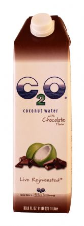 C2O Coconut Water with Chocolate Flavor
