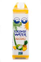 C2O Pure coconut Water W/ Pineapple 33.8 (2017)