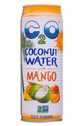 C20 Pure Coconut Water w/ Mango (2018)