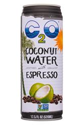 C20 Pure Coconut Water with Espresso (2018)