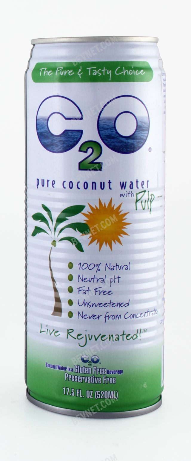 C2O Pure Coconut Water: