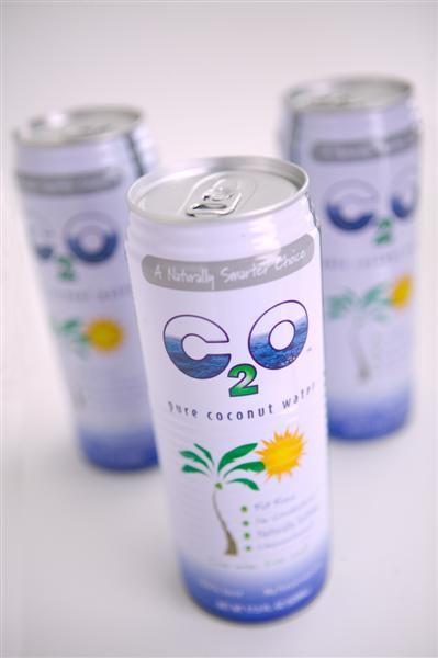 C2O Pure Coconut Water: