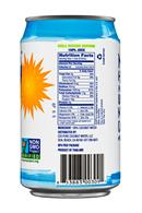 C2O Pure Coconut Water: C20-10oz-Can-PureCoconutWater-Facts
