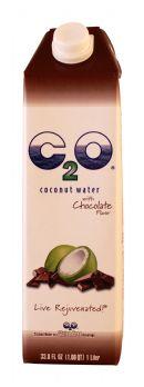 C2O Pure Coconut Water: C2O CocoChoc Front