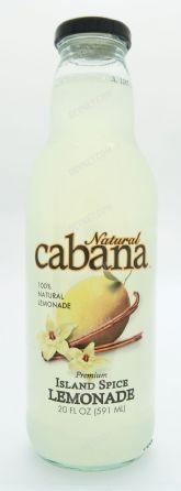 Island Spice Lemonade