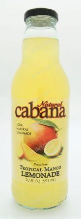 Tropical Mango Lemonade