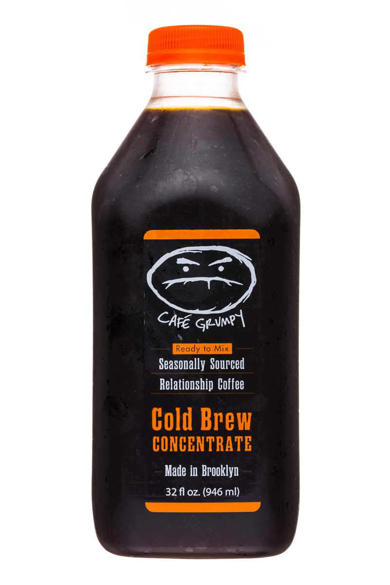 Cold Brew Concentrate 2017