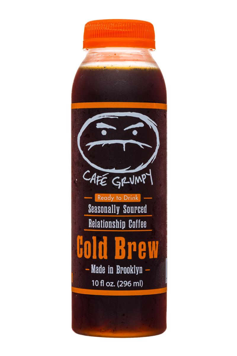 Cafe Grumpy: CafeGrumpy-10oz-ColdBrew-Front