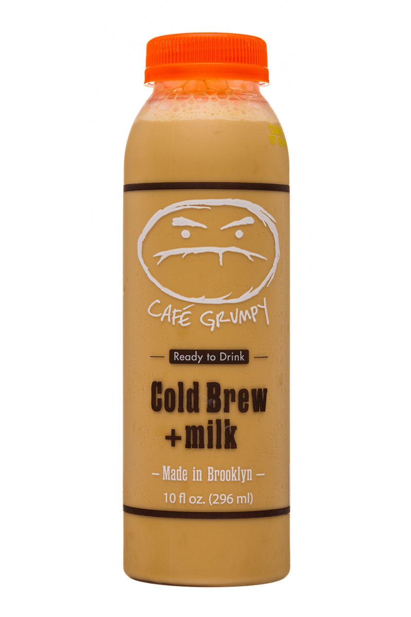 Cafe Grumpy: CafeGrumpy-10oz-ColdBrew-Milk-Front