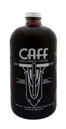 CAFF Cold Brew Coffee: Caff Front