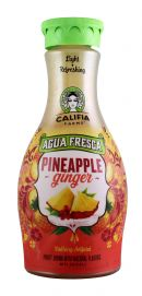 Califia Farms Agua Fresca: Califia Pine Front
