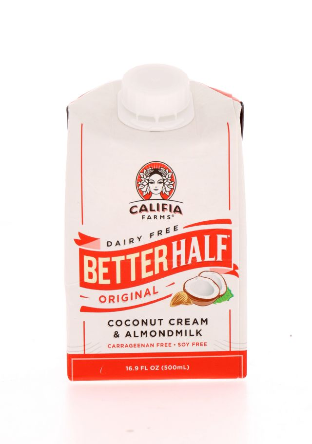 Califia Farms Better Half: Califia CocoCream Front
