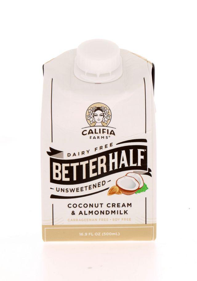 Califia Farms Better Half: Califia CocoAlmondCream Front