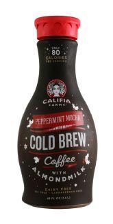 Peppermint Mocha Cold Brew