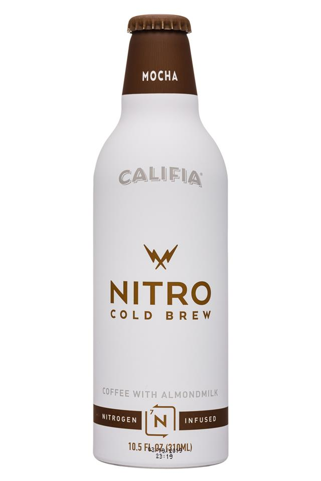Califia Farms Nitro Cold Brew: Califia-10oz-Nitro-Mocha-Front