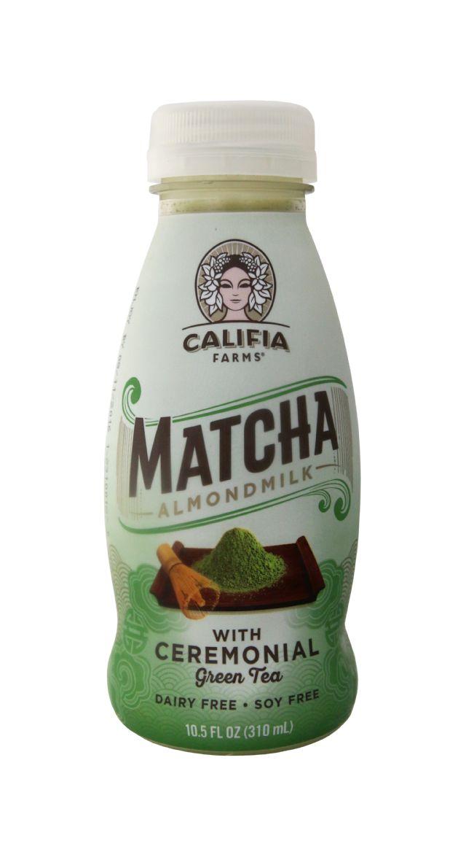 Califia Farms: Califia Matcha Front