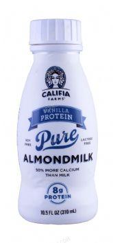 Vanilla Protein Almondmilk
