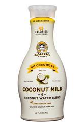 Go Coconuts- Coconut Milk & Coconut Water Blend