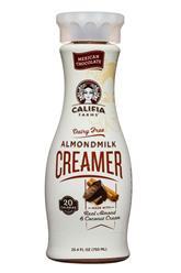 Almond Milk Creamer- Mexican Chocolate
