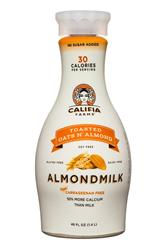 Toasted Oats N' Almond- Almond Milk