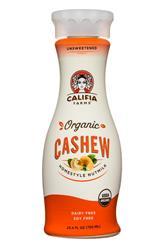 Organic Cashew Homestyle Nutmilk - Unsweetened