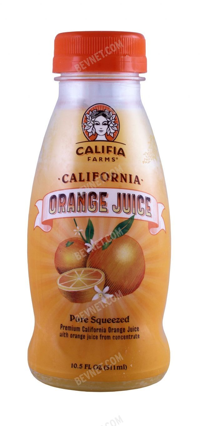 Califia Farms Citrus Juices: