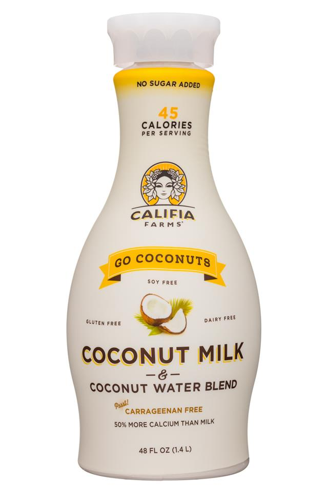 Califia Farms: Califia-48oz-CoconutMilk-CarrageenanFree-Front