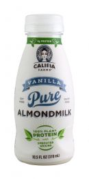 Califia Farms: Calfia Vanilla Front