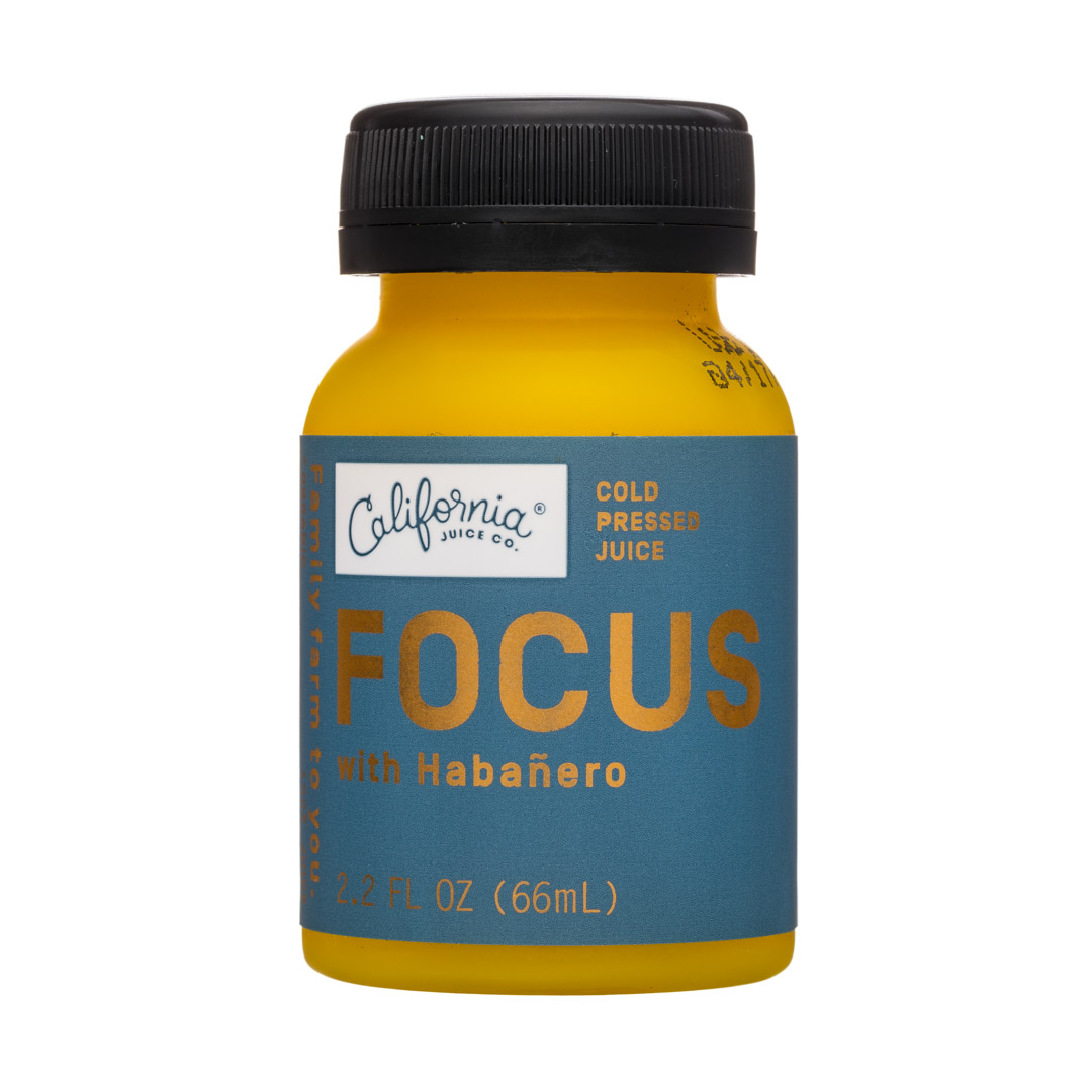 California Juice Company: CaliforniaJuiceCo-2oz-CPJ-Focus-Front