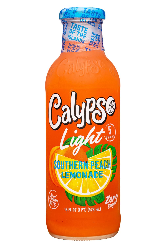 Light Southern Peach Lemonade