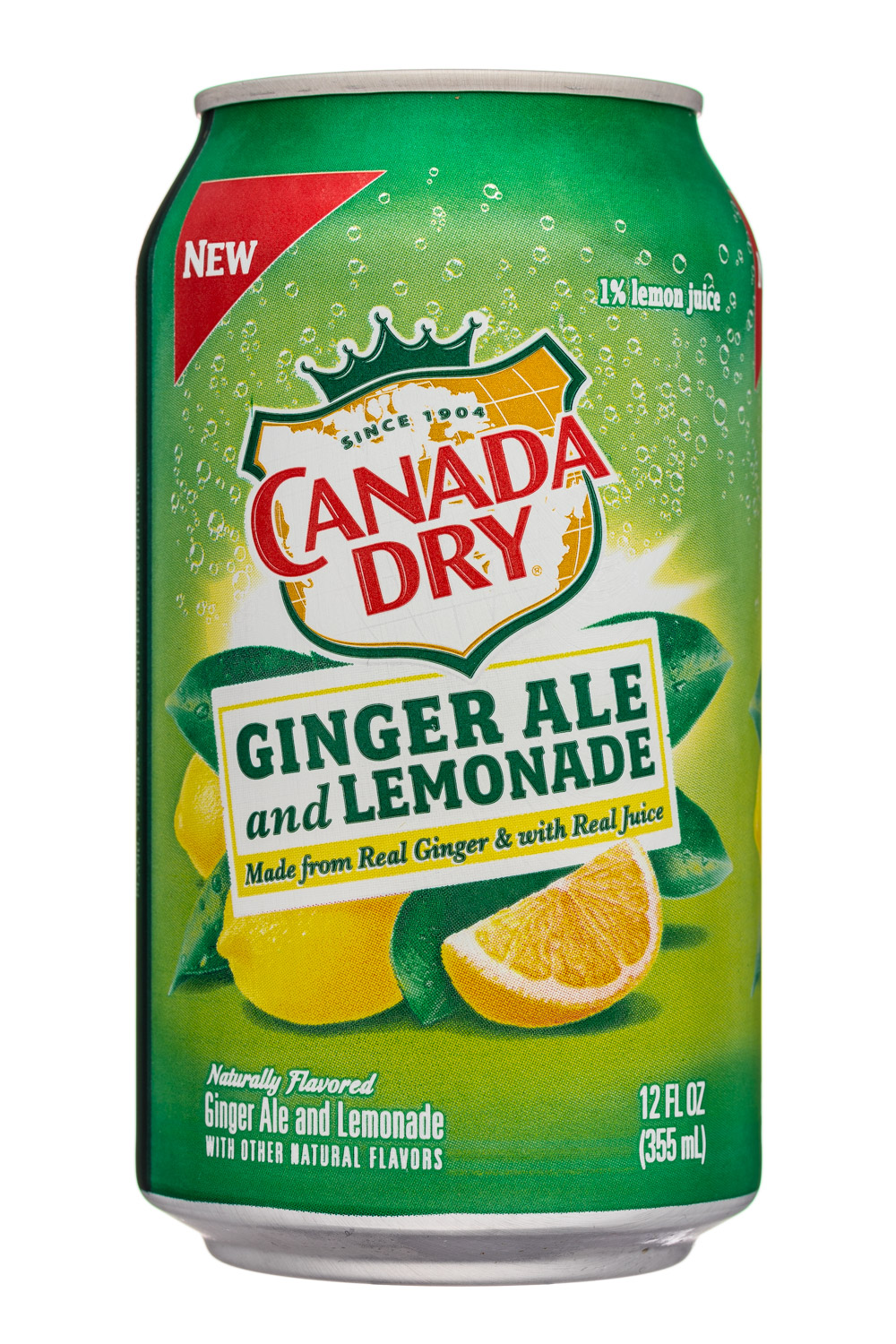 Ginger Ale and Lemonade