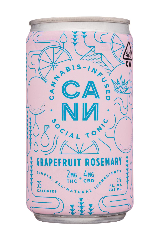 Grapefruit Rosemary