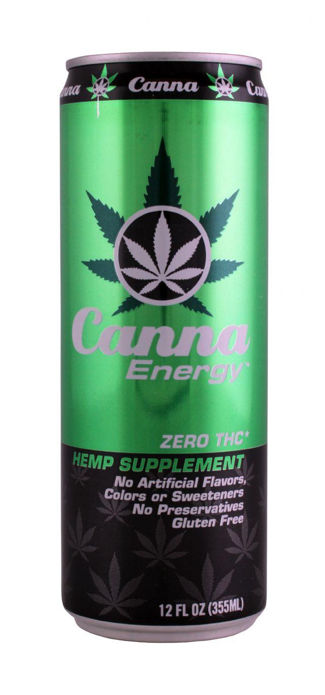 Canna Energy: Canna Original Front