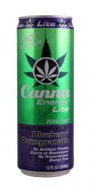 Canna Energy: Canna BluePomLite Front