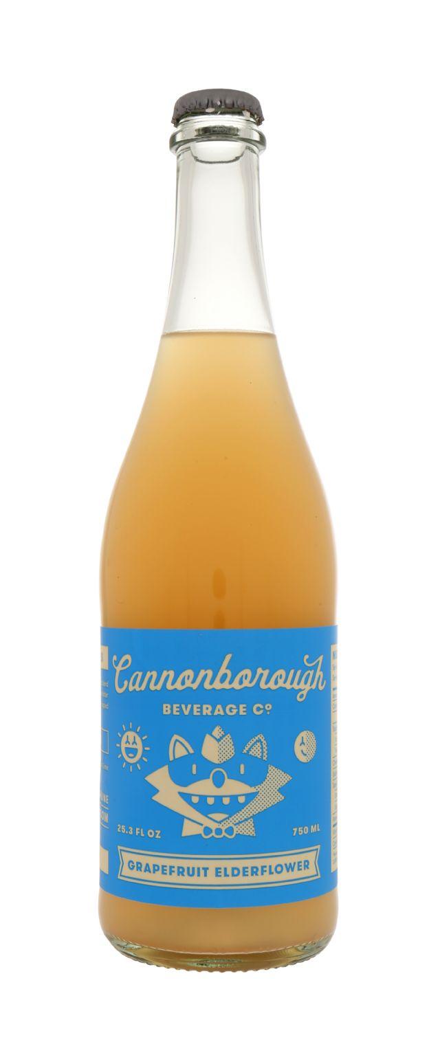 Cannonborough Beverage Co: Cannonborough GrapElder Front