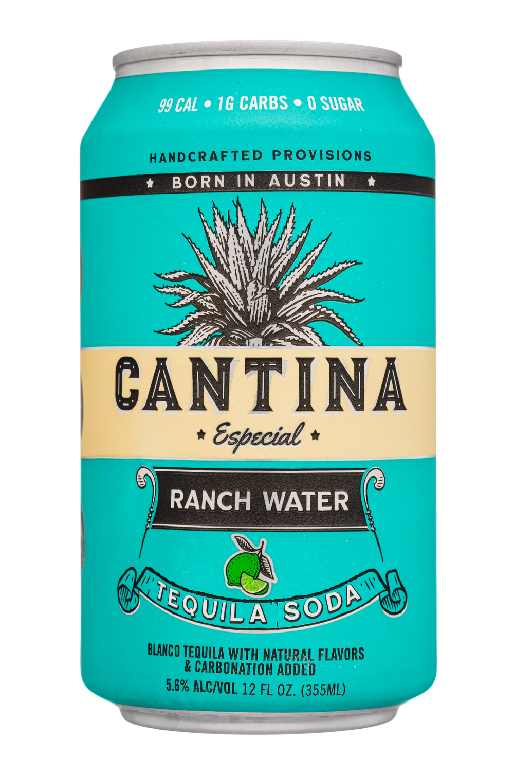 Cantina : CantinaEspecial-12oz-2021-TequilaSoda-RanchWater