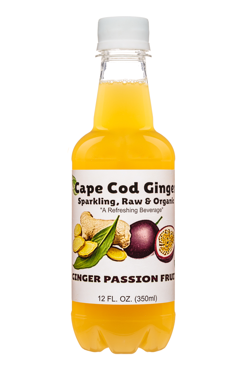 Ginger Passion Fruit