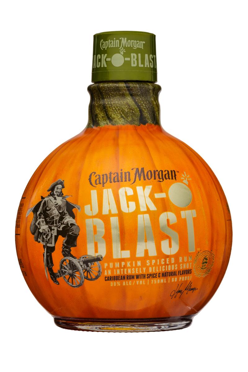 Captain Morgan: CaptainMorgan-JackOBlast
